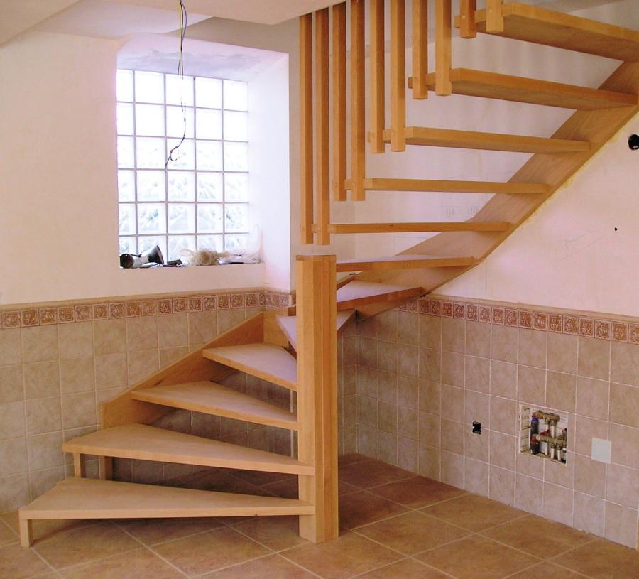 Escaleras a medida en le n - Escalera de madera de pintor ...